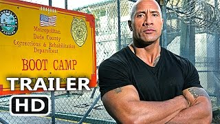 ROCK AND A HARD PLACE Official Trailer (2017) Dwayne Johnson, HBO Documentary Movie HD