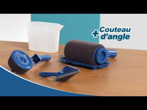 paint runner kit rouleau peinture youtube. Black Bedroom Furniture Sets. Home Design Ideas