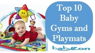 Best Baby Gyms and Playmats 2016 - Top 10 Baby Gyms and Playmats Reviews