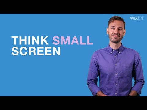 7 Rules for Mobile Website Design