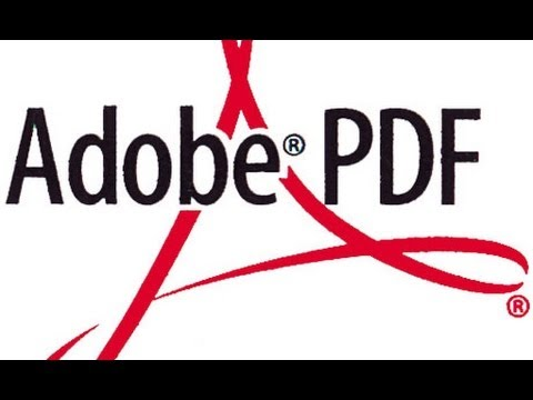 Pdf Problem - Can't Open .pdf Files in Adobe Acrobat Reader?