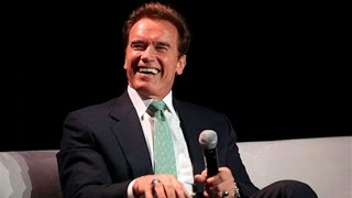 Arnold Schwarzenegger to Visit Chennai for Tamil Film