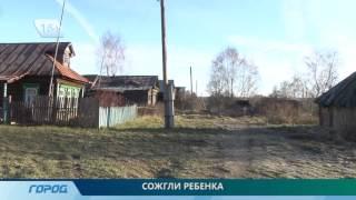 Ребенка сожгли в печи в Нижегородской области