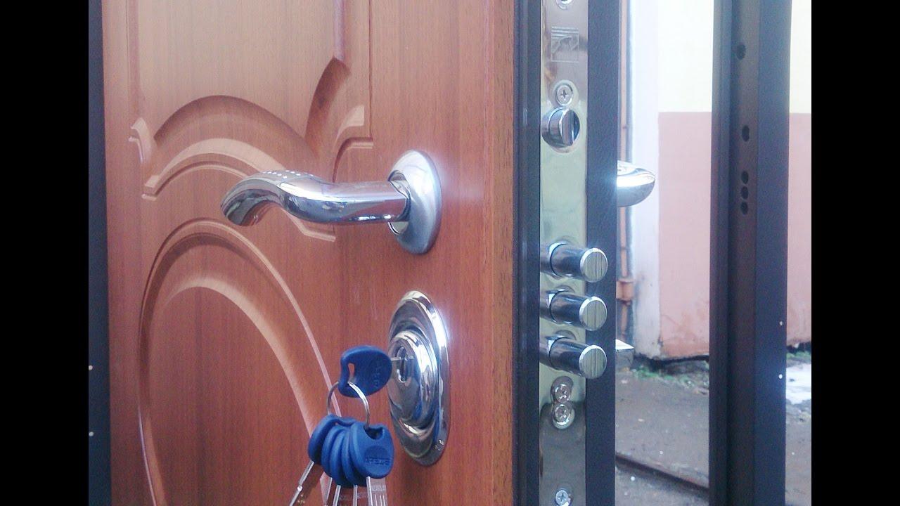 2. Установка доборов у входной двери - YouTube
