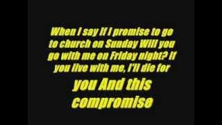 Green Day-Church on Sunday Lyrics
