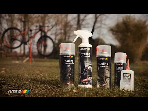 How to clean your bike like a pro with MoTip Bike Care