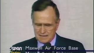 (1991) George H.W. Bush - New World Order Speech