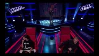 The Voice Norge 2013 - Pål Rake - Månemannen (HD-sound)