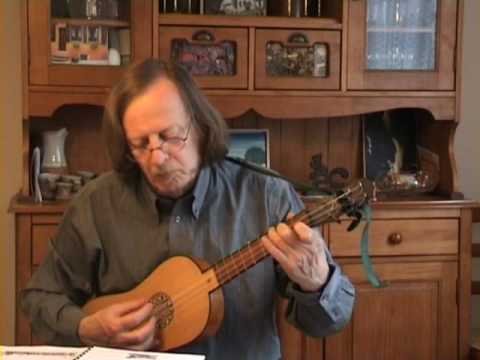 Thomas Ravencroft - The Three Ravens - Renaissance Guitar
