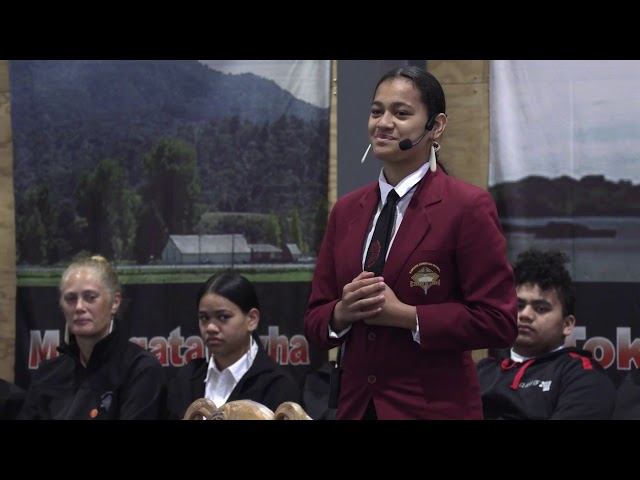 Tā Turi Kara | Te Rangimarie Kingi