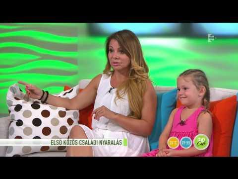 Megsérült Judy tündéri kislánya - tv2.hu/fem3cafe