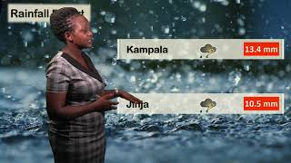 Weather forecast for 16 04 2019 by Daphine K Nsamba
