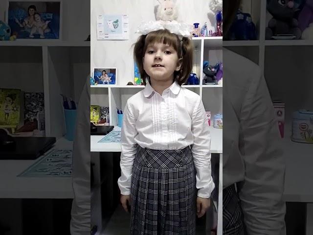 Изображение предпросмотра прочтения – ГлафираГерасева читает произведение «Как должна рекомендоваться Марина» С.А.Есенина