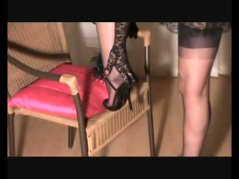 High heels and silk stockings from YouTube · Duration:  4 minutes 16 seconds