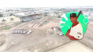 """Conoce cómo será el nuevo estadio de béisbol de Barranquilla """"Édgar Rentería"""""""