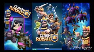 Double défi contre dark royal !!!clash royal