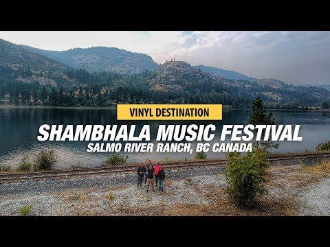 DJ Jazzy Jeff - Vinyl Destination // Shambhala Music Festival