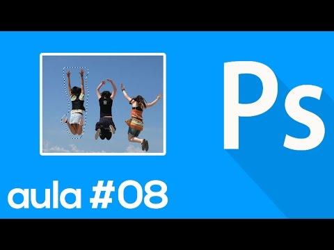 Photoshop: Curso Completo #08 | Ferramenta De Seleção