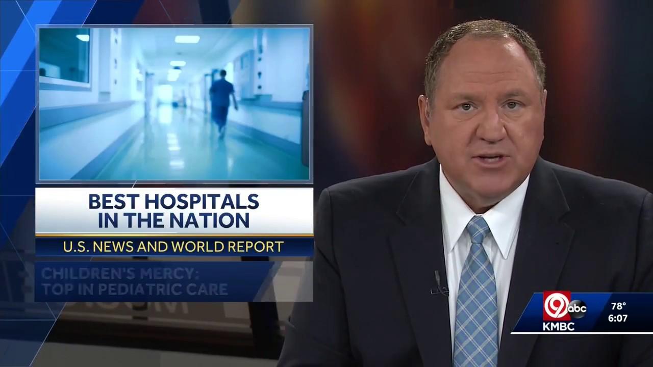 Local Media: Saint Luke's named in Best Hospitals in Kansas