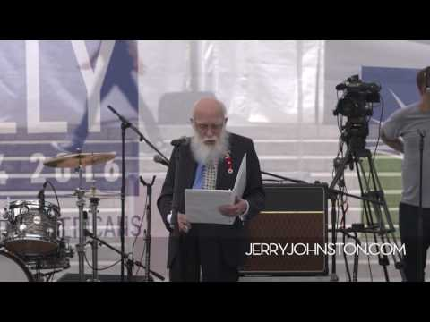 James Randi at Reason Rally 2016