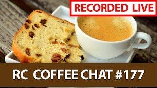 ☕ RC Coffee Chat #177 - Rapideo RareBear, PixRacer, iNav & is HobbyKing Still Broken? ;)