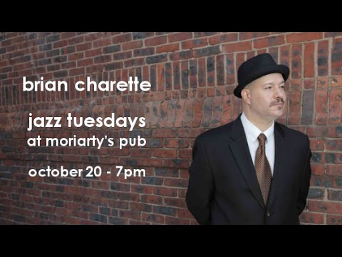 Jazz Tuesdays with Brian Charette, Jim Alfredson, and Jordan Young (10/20/15)