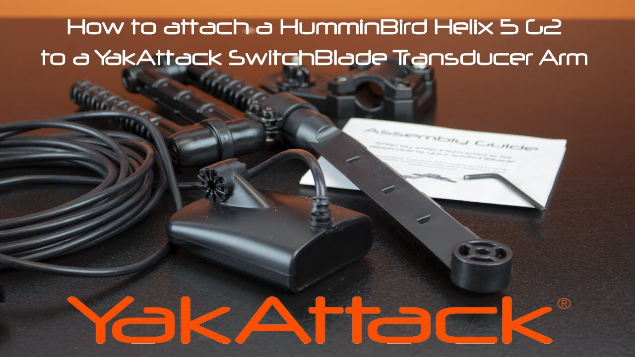 SwitchBlade™ Transducer Deployment Arm