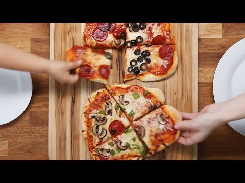 Easy Pizza | Tasty Junior