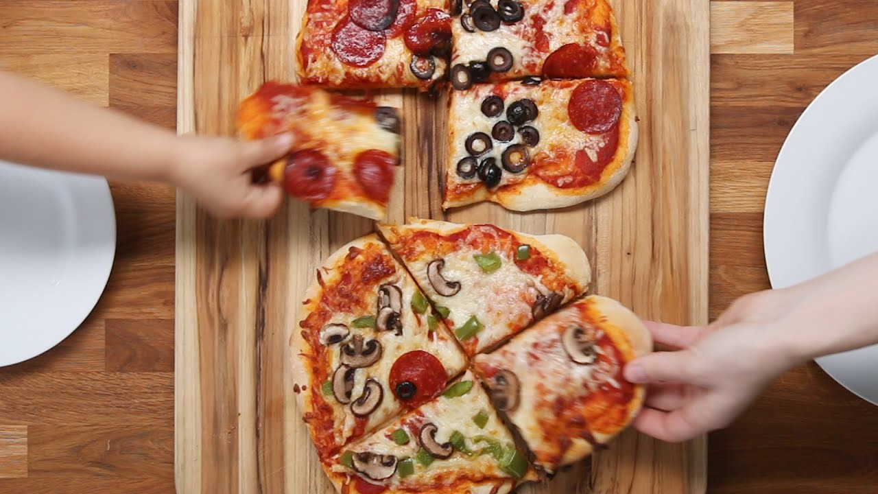 Easy Pizza  Tasty Junior
