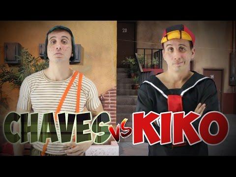 Batalha De Rap - Chaves Vs Kiko