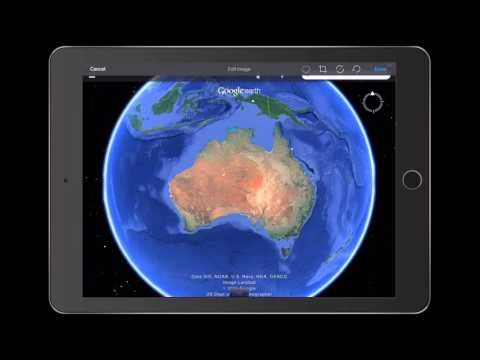 Creating a Travel Journal with Google Earth and Explain Everything App