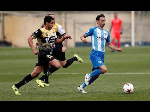 Atlético Malagueño - Yeclano Deportivo