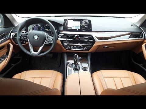Actuoto : BMW Serie 5 G30, La magie Bavaroise dans une routière : L'intérieur (2/3)