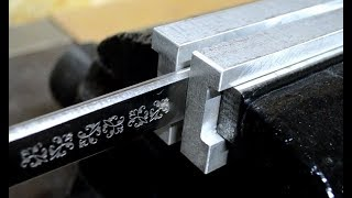 Soft vise jaws (aluminium, leather, rubber, wood)