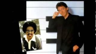 Paul McCartney - Ebony and Ivory - Tug of War - 1982