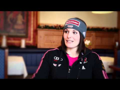 Alpin: Olympia-Interview mit Christina Geiger (14.01.2014)
