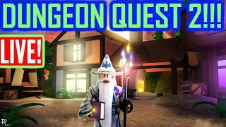 🔴⚔DUNGEON QUEST 2!!! ⚔(Treasure Quest RobloX)🔴