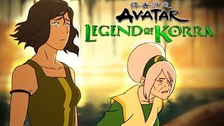 What's Your Spirit Animal? Legend of Korra on #TVshowSHOW!!