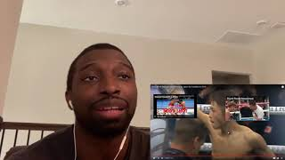 REACTION TO NAOYA INOUE HIGHLIGHTS!!! THE BEST OF JAPAN!!! 井上直哉への反応が日本の最高を強調