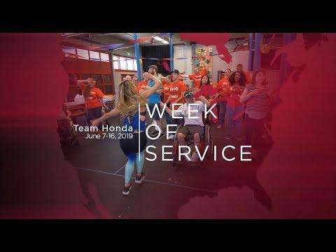 Week of Service: Honda of Bellevue and Bridge of Promise