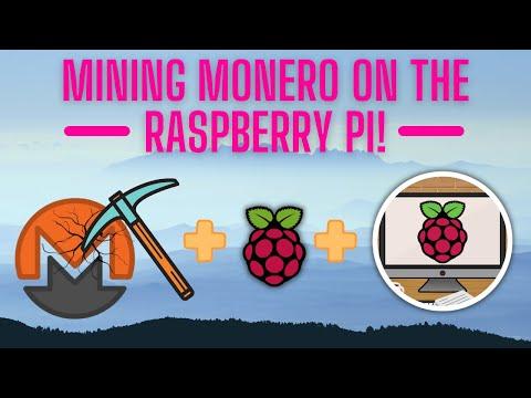 Mining Monero On The Raspberry Pi 4 - Setup Guide