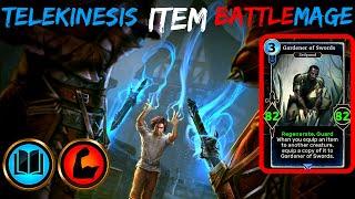 Telekinesis Combo   Item Battlemage   TES Legends