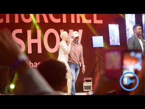 Hassan Joho shies away as Coast Artist Sis P sings a love song