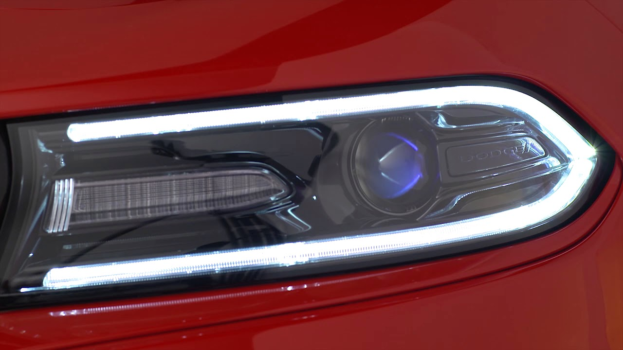 Headlight Controls How To Use The Tail Lights And Parking In 2018 Dodge Charger