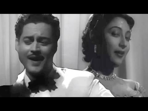 Hum Aap Ki Ankhon Mein - Guru Dutt, Mohammed Rafi, Geeta Dutt, Pyaasa Romantic Song ( Duet) Mp3