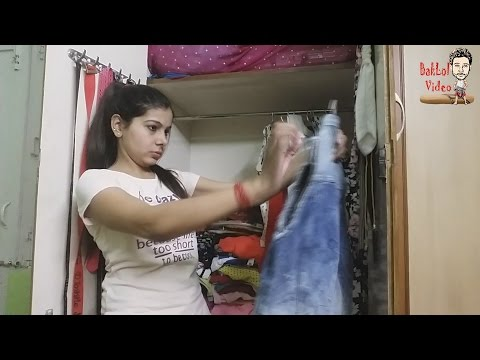 Girls and boys clothes collection [funny video]
