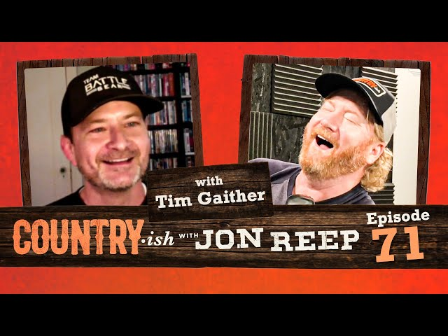 Jon Joins the BTS Army, Comedian Tim Gaither, and Don't Worry, Be Happy! - COUNTRY-ISH with Jon Reep