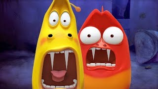 LARVA - RISE OF THE LARVAMPIRES | Cartoon Movie | Cartoons For Kids | Larva Cartoon | LARVA Official