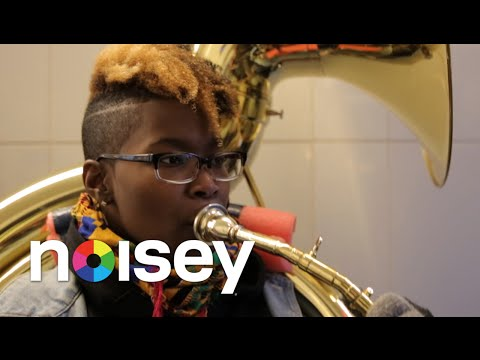 """Play The Back"" feat. World's Fair and PitchBlak Brass Band - Live from the Streets (Ep. 6)"