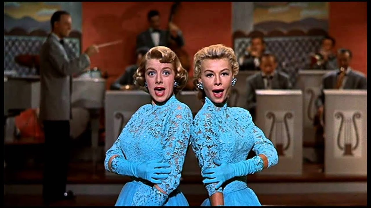 white christmas sisters youtube - How Old Was Bing Crosby In White Christmas